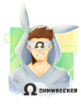 OhmWrecker by xxlucynekoxx