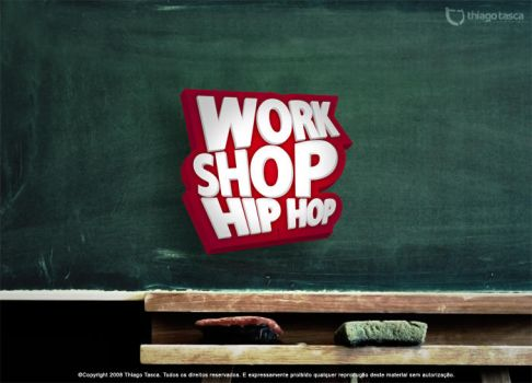 Workshop Hip Hop by thiagotasca