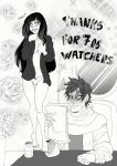 Thanks for 700 watchers ! by desiderata-girl
