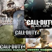 Call of Duty Games Pack by Wolfangraul