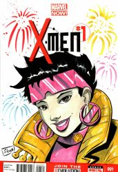 HEROES CONVENTION 2016 sketch: Jubilee by Shono