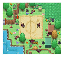 Unova Mini-Maps : 038, 039, 040