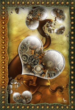 Steampunkhearts  by coby01