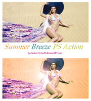 PS Action - Summer Breeze by FashionVictim89