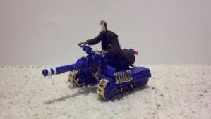 Tank Bike view 1 by Panzer-13