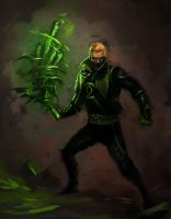 guy gardner redesign by unded
