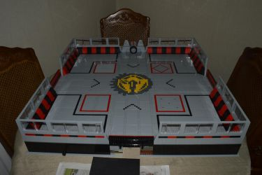 LEGO Robot Wars Arena by IHave2MuchFreeTime