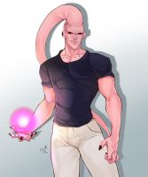 Buu bae by BlueDemon4