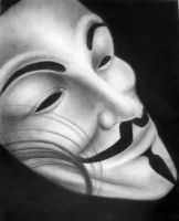 V for Vendetta by Slightly-Spartan