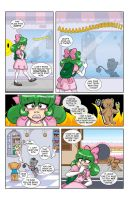 Ah Heck!! The Angel Chronicles Web Page 55 by MaryBellamy