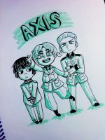 (11/10) Axis by TomatoAndLettuce