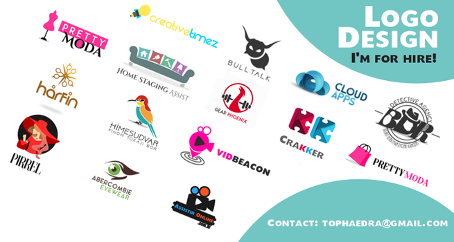 Logo Designs by DianaGyms