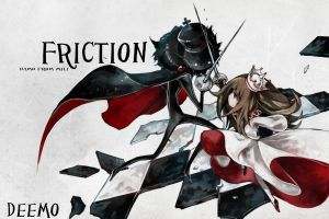 Friction DEEMO Background by xxRavenxXxMadisonxx
