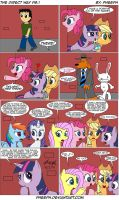 The Direct Way pg. 1 by pheeph