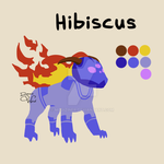 Hibiscus by Spiketail94 by Mediziner