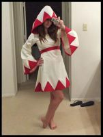 White Mage Cosplay by tigress1123