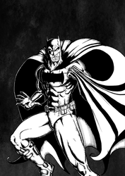 Batman by Smully