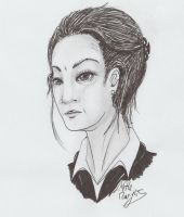 Teacher by ALittleLady