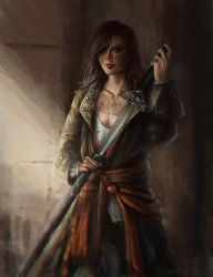 Mary Read by anoratheirin