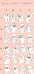 Character Expression Meme (OPEN) by CreativeNameThere
