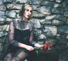 The call me the Wild rose by HammettLady