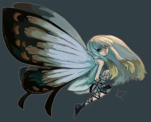 Bravely Default - Airy by ArtofCelle