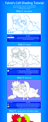 Falvie's Cell-Shading Tutorial by AtomicFishbowl