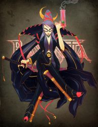 bayonetta contest entry by Gingashi