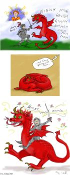 Chest Monster by TomScribble