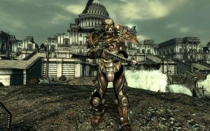 Fallout 3 Character 3 by GhettoMole