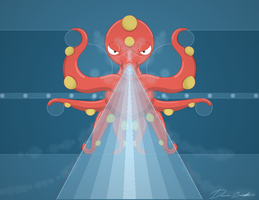 Octillery Use Scald Full