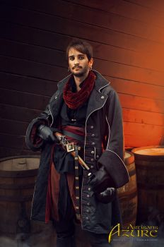 Hook Once Upon a Time Cosplay 4 by ArtisansdAzure