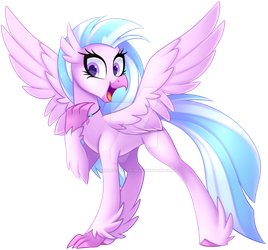 Silverstream | Patreon Reward by Scarlet-Spectrum