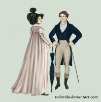 1798 day dress by Tadarida