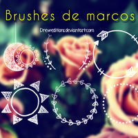 Brushes de marcos -dreweditions by xIWish