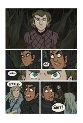 Mias and Elle Chapter2 pg11 by StressedJenny