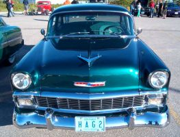 1956 Chevy Bel Air 2 by Ripplin
