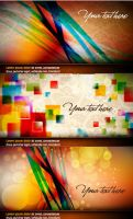 bokeh abstract light background by vectorbackgrounds