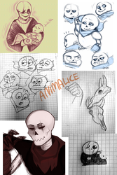 sketchdump by Animalice