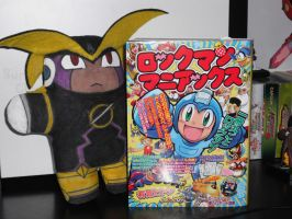 Forte presents Rockman Maniax by SLiDER-chan