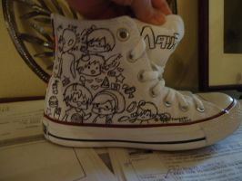 Shoe Commission WIP by isa-chan16