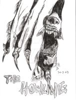 The Howling by NiGhT-sTaLkEr13