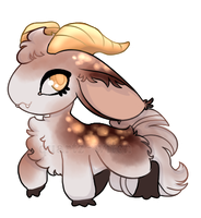 MM Noms 1: Toasted Marshmallow by quartz-witch