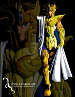 Leo Aioria by camelopardalis1989