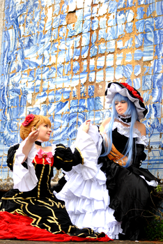 Umineko - Realm of the Golden Witches by Cat-sama