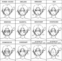 Expression meme by Ask2P-Italy