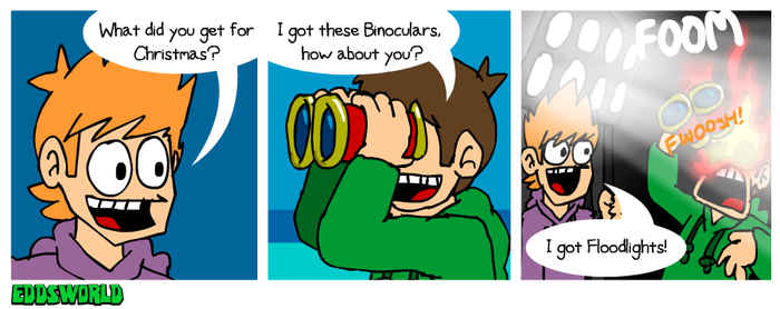 EWCOMICS No. 92 - Post-xmas by eddsworld