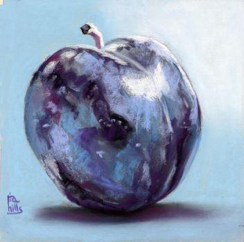 Blue Plum by classina