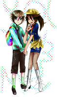 Me and You by Aii-luv
