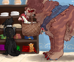 Main Prompt :: Welcome to the Boutique! by Wereprincex